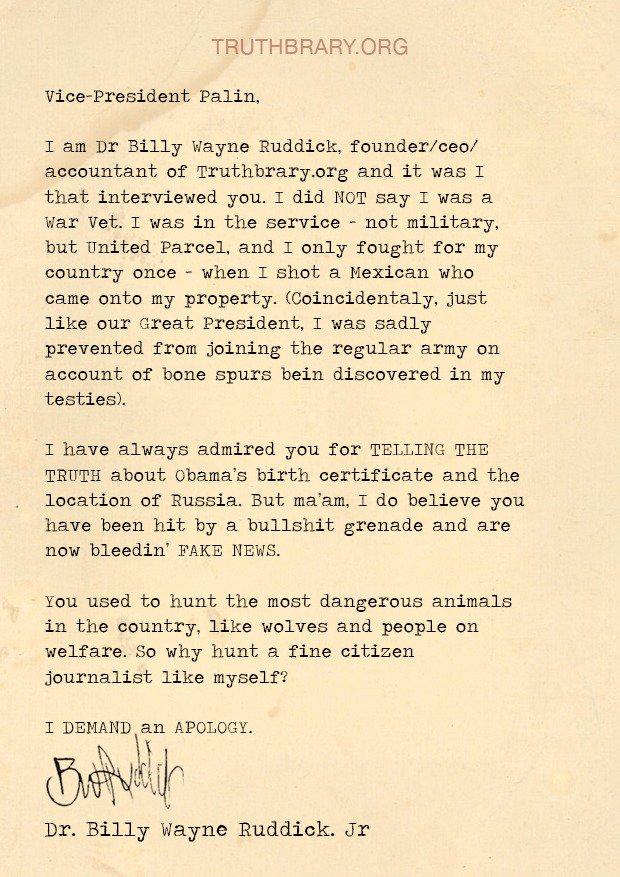Sarah Palin Admits She Was 'Duped' by Sacha Baron Cohen Dh7F6N8W0AE0Y3u?format=jpg