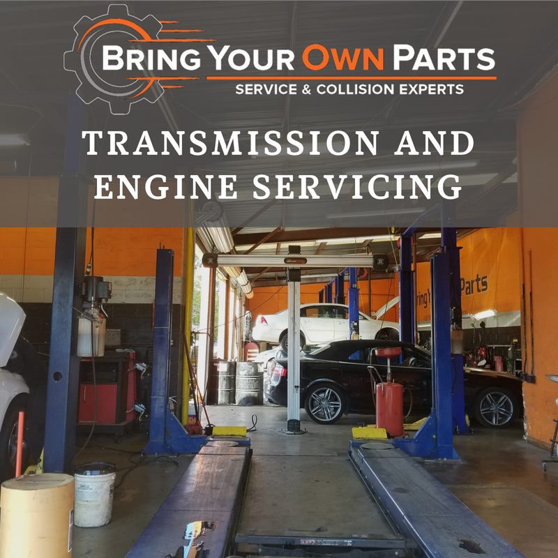 Bring Your Own Parts Auto Repair >> Bring Your Own Parts On Twitter Ask About Our Transmission And