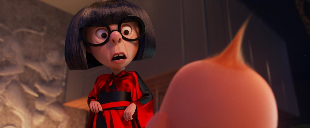 'Done properly, parenting is a heroic act.' #Incredibles2 #ThursdayThoughts