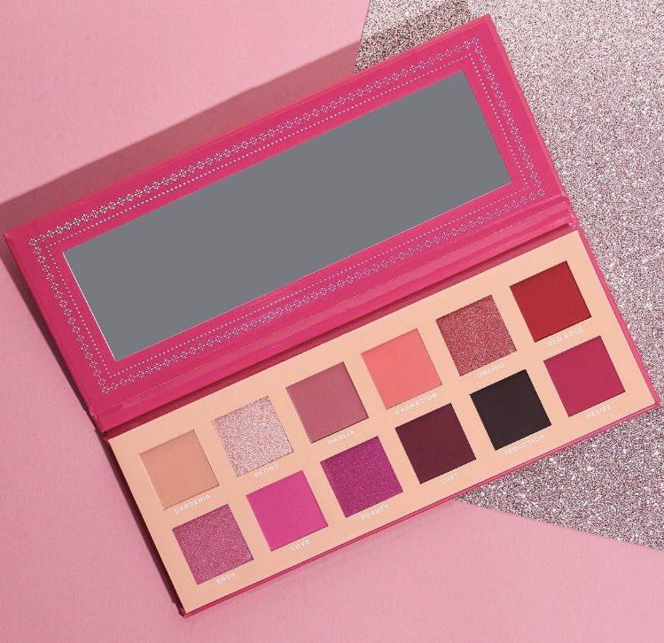 Ace Beauté Blossom Passion Palette Indie makeup