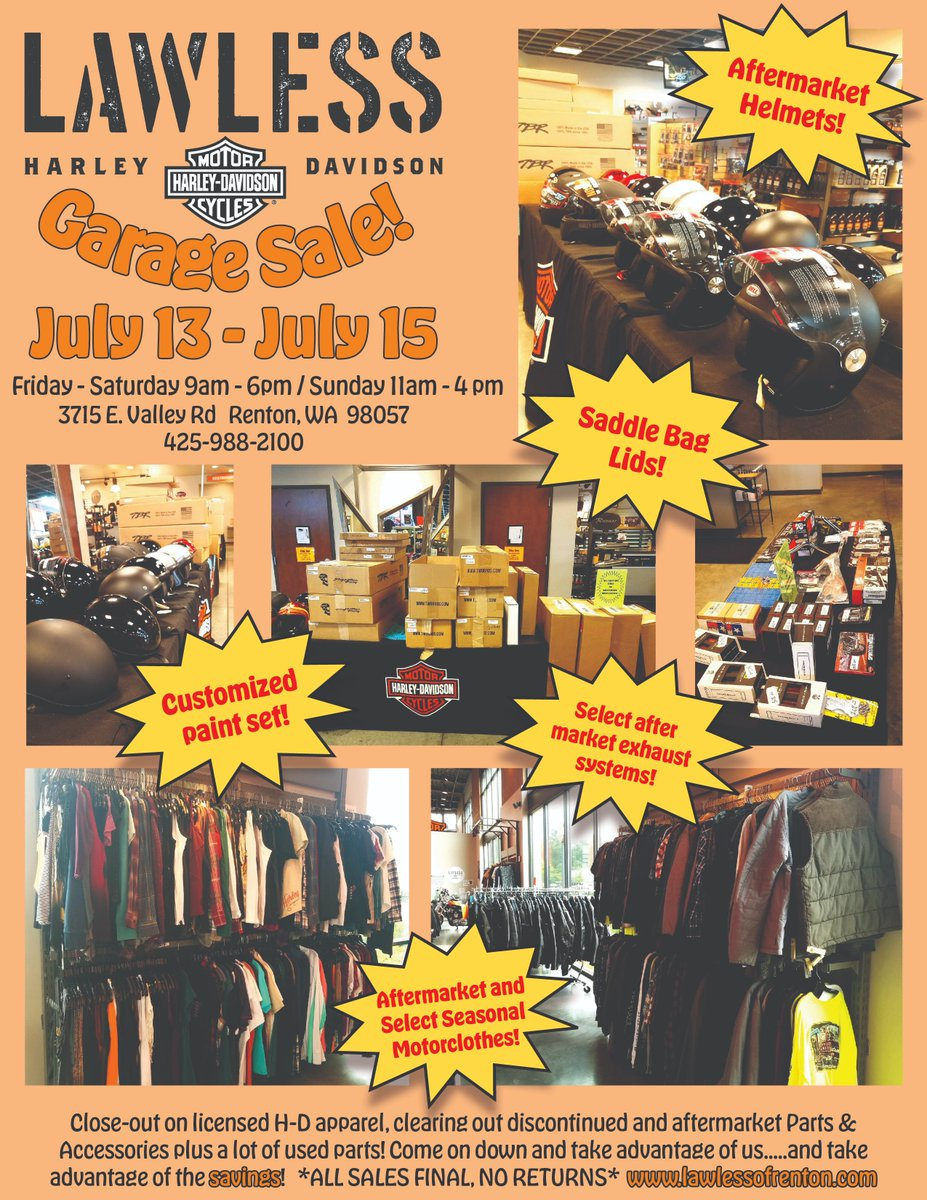 Jet City Harley-Davidson on Twitter: