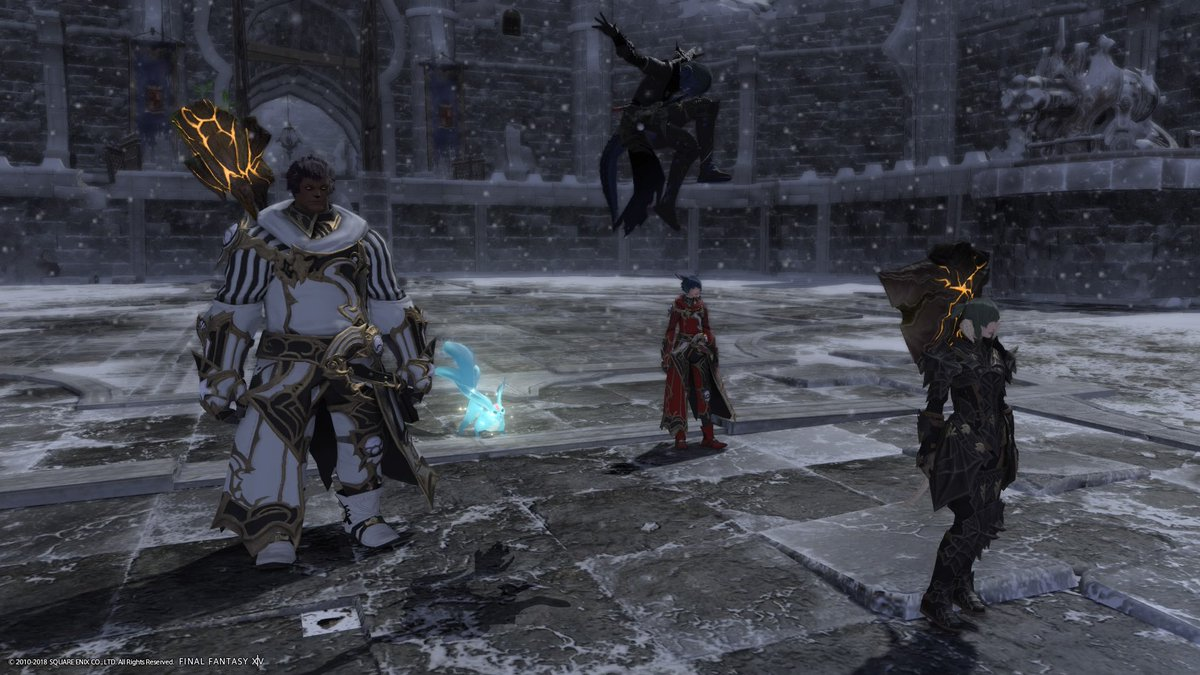 """Ffxiv Alt Leveling uncuddly on twitter: """"leveling an alt squadron. they're in"""