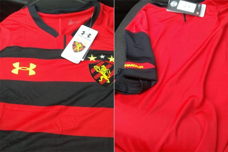 69160279022 a espera do lancamento novo uniforme do sport fabricado pela under armour  vaza na internet
