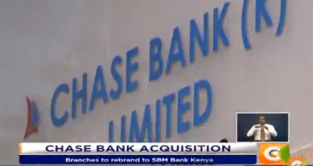 Chase Bank: 60 Chase Bank branches to rebrand by August
