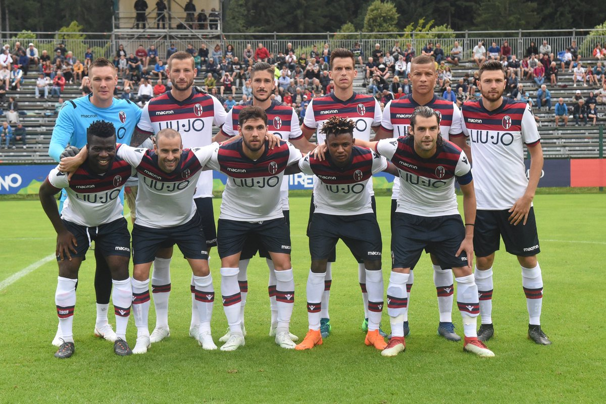 Bologna Fc 1909 On Twitter Bologna Fc 2018 19 Your First Team Of The Season Bfcpinzolo2018 Weareone