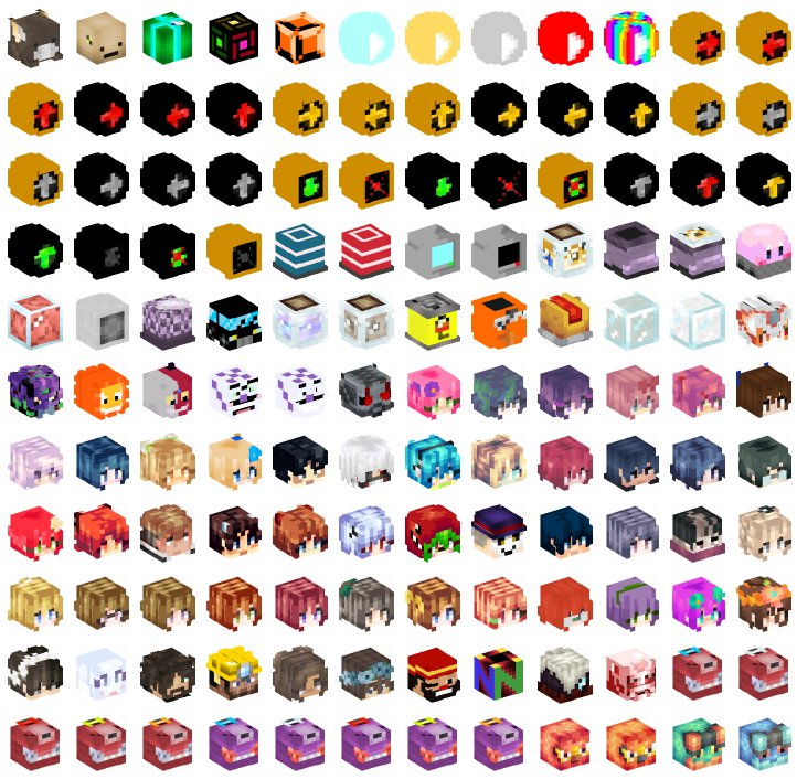 Minecraft Heads Com On Twitter The Next Update Is Published 237