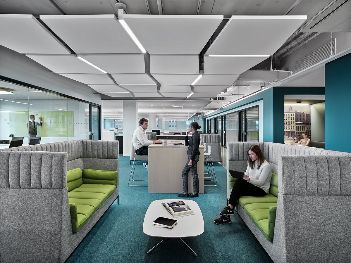 Tpg Architecture On Twitter Fashion Institute Of Technology Fit Interviewed Managing Executive Suzette Subance Ferrier On Her Experience Of Designing Collaborative Workspaces That Align With And Reflect A Company S Branding And Culture