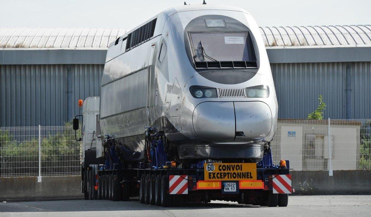 Le premier TGV d'Afrique entrera en service à la fin de l'année https://t.co/bywgWnC7Hm