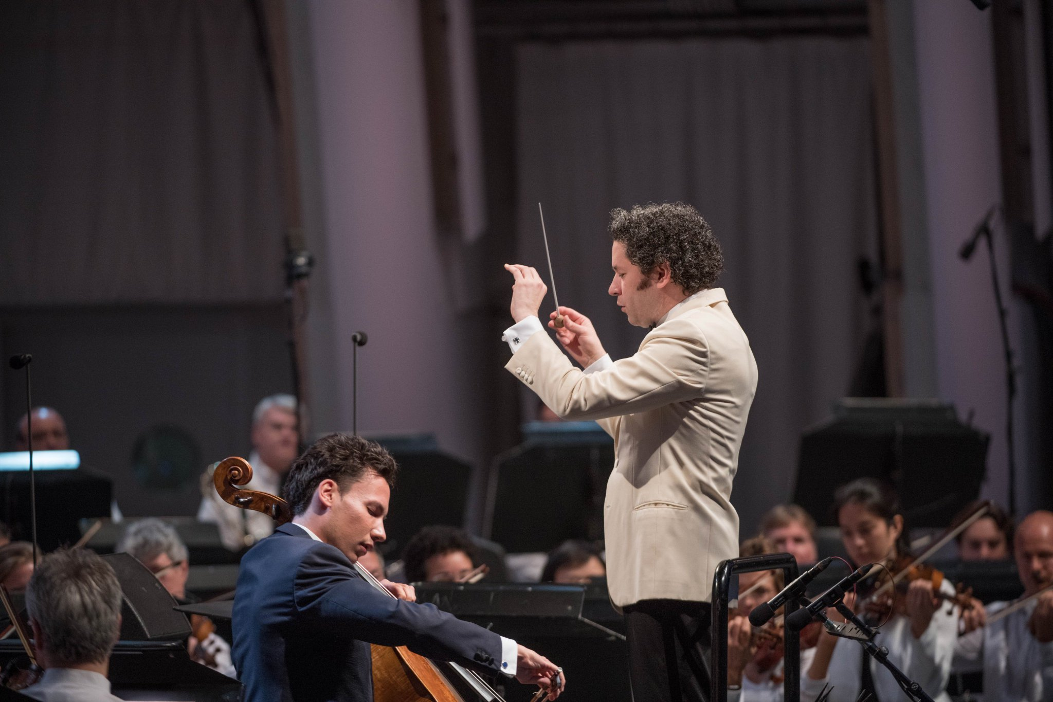 Reloaded twaddle – RT @GustavoDudamel: .@LennyBernstein put his complete spirit in every note of hi...