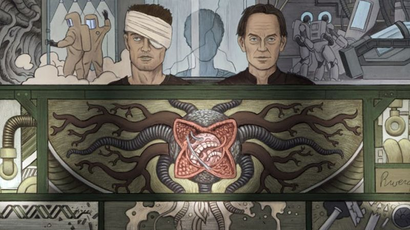 Dark Horse is turning William Gibson's Alien 3 script into a new comic https://t.co/kR6OzPhiNF https://t.co/z7lcIzG8Pi