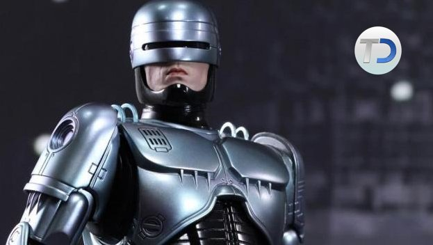 Telediario's photo on #RoboCop