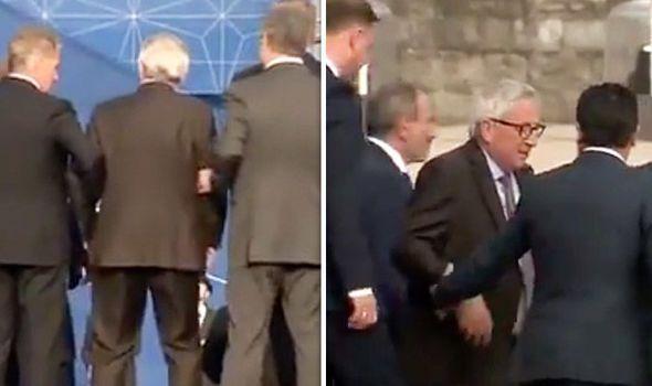 #Juncker Photo