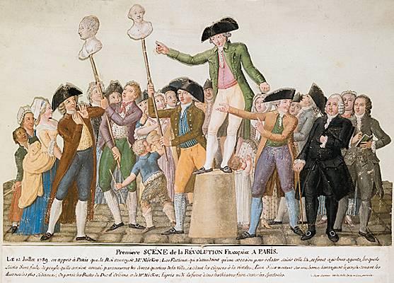 """Résultat de recherche d'images pour """"buste de Necker juillet 1789"""""""