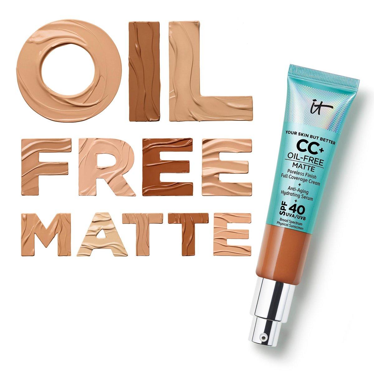 Oil Free Matte Block