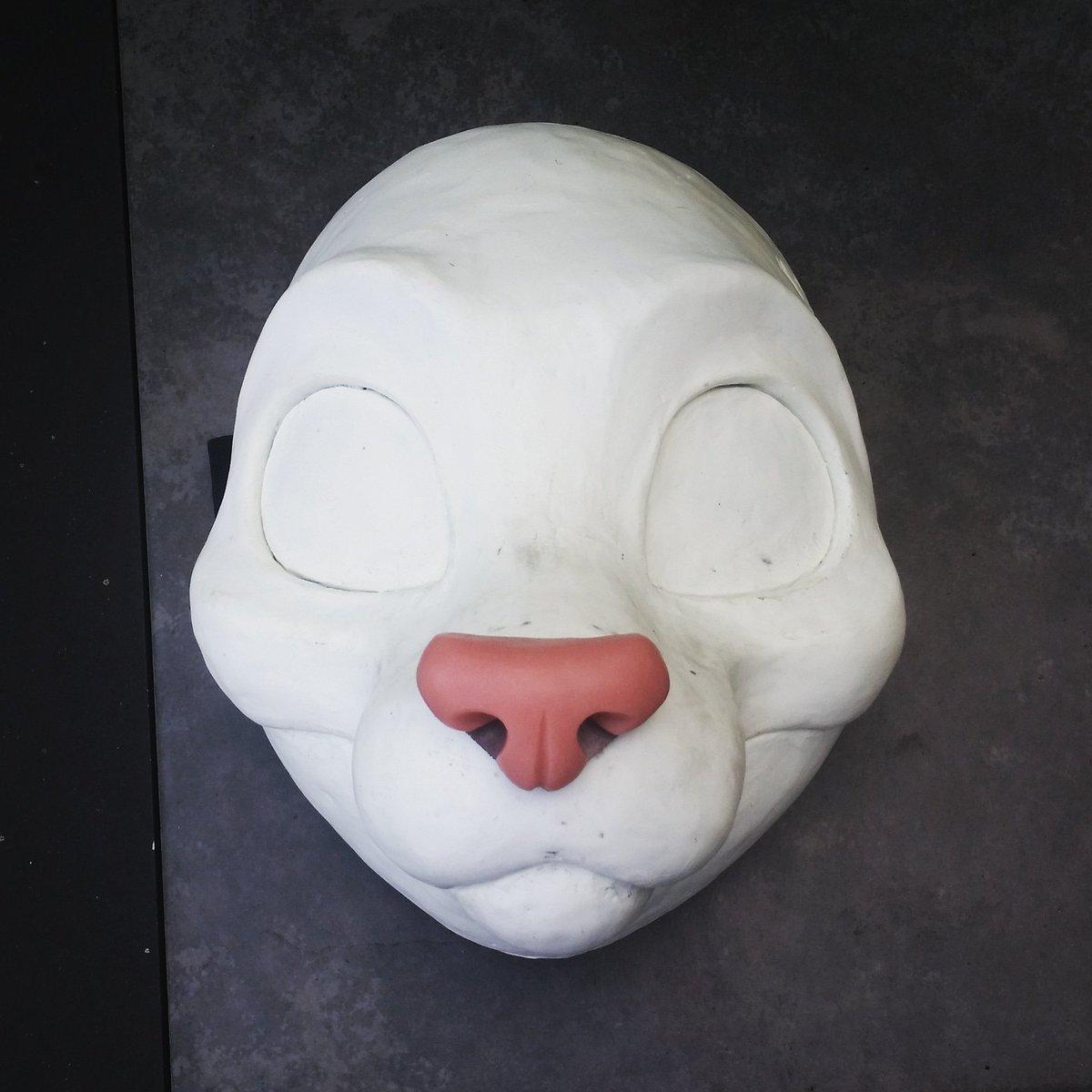Silicone Feline Cat Fursuit Nose