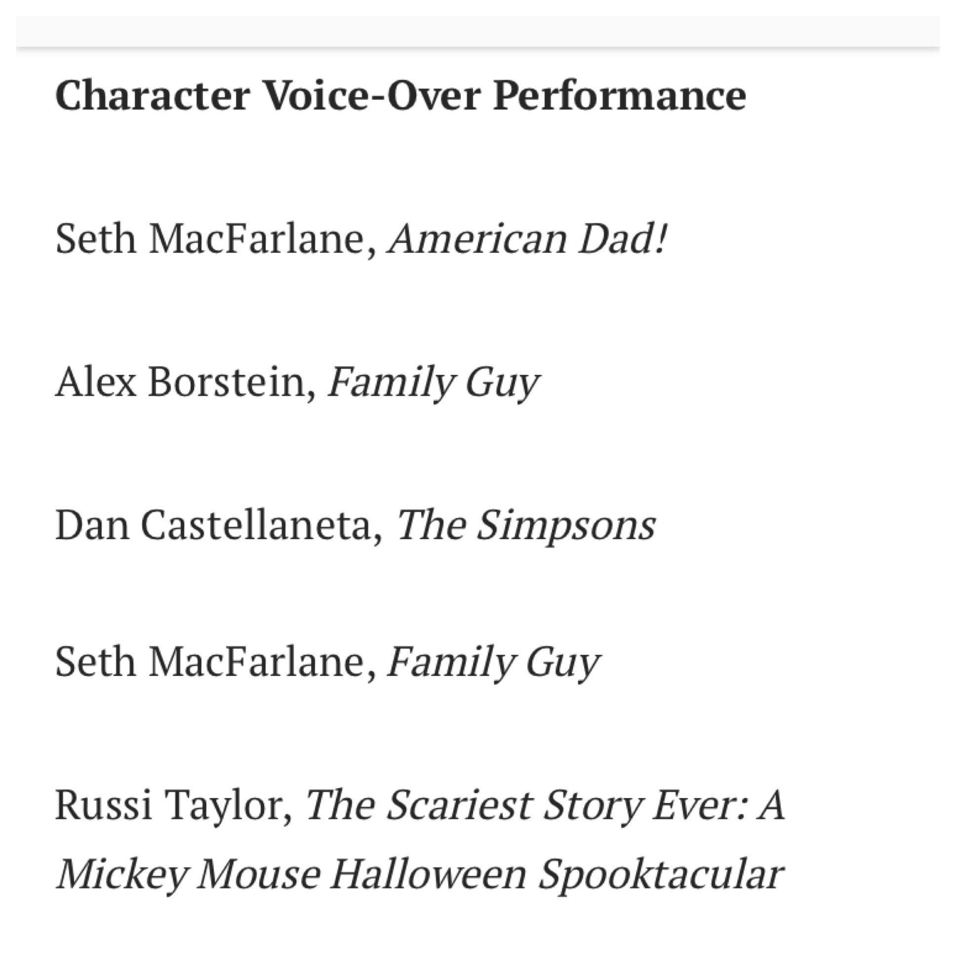 Congrats to both Seth MacFarlanes https://t.co/IBbO0BhRrO