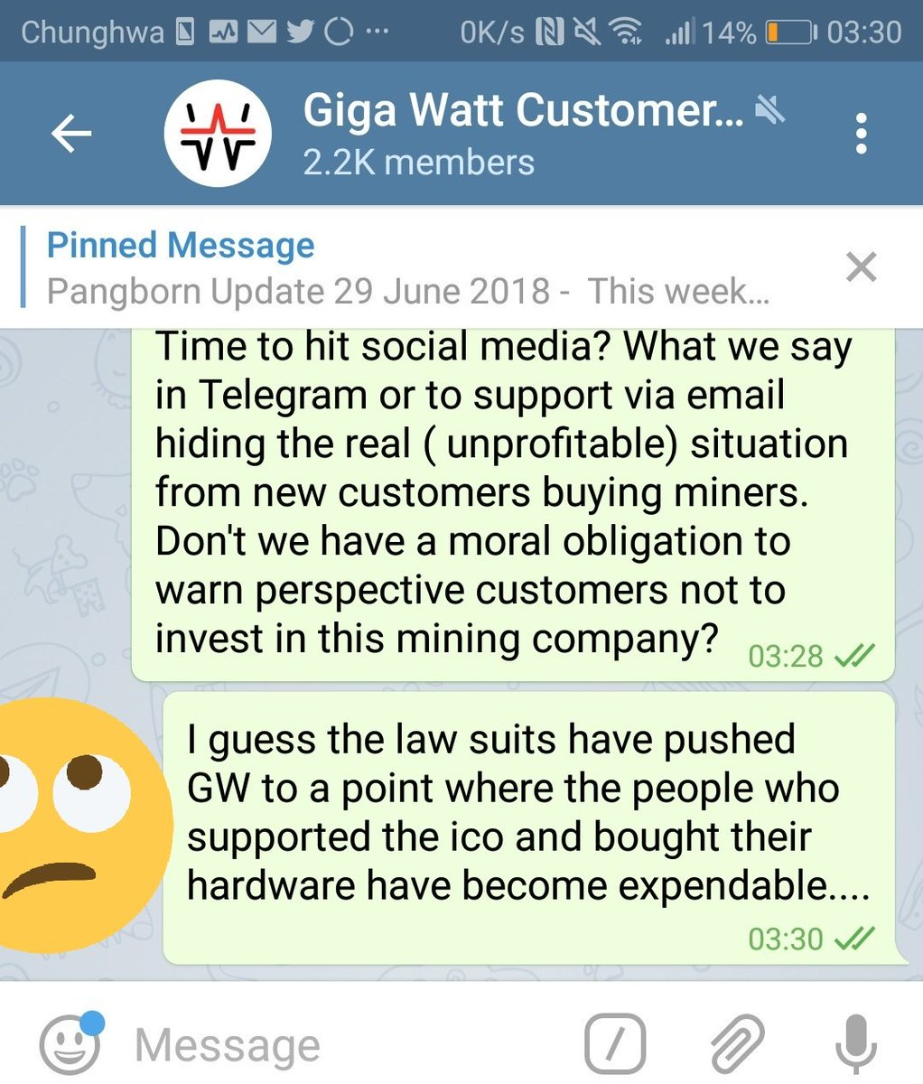 After 12 Months Ive Lost Confidence In The Company Either They Are Incompetent Or Using Our Miners For Their Profit