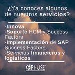 Pregunta por la solución indicada para las necesidades de tu empresa, contáctanos en https://t.co/87bLSJ4UBJ #epiuse #sap #sapargentina #sappartner #solucionessap #focoensap #AccesoSeguro #productividad #sapcloud