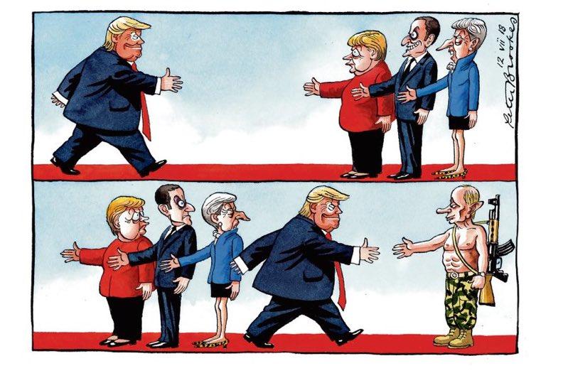 План Мей щодо Brexit може вбити торговельну угоду зі США, - Трамп - Цензор.НЕТ 2781
