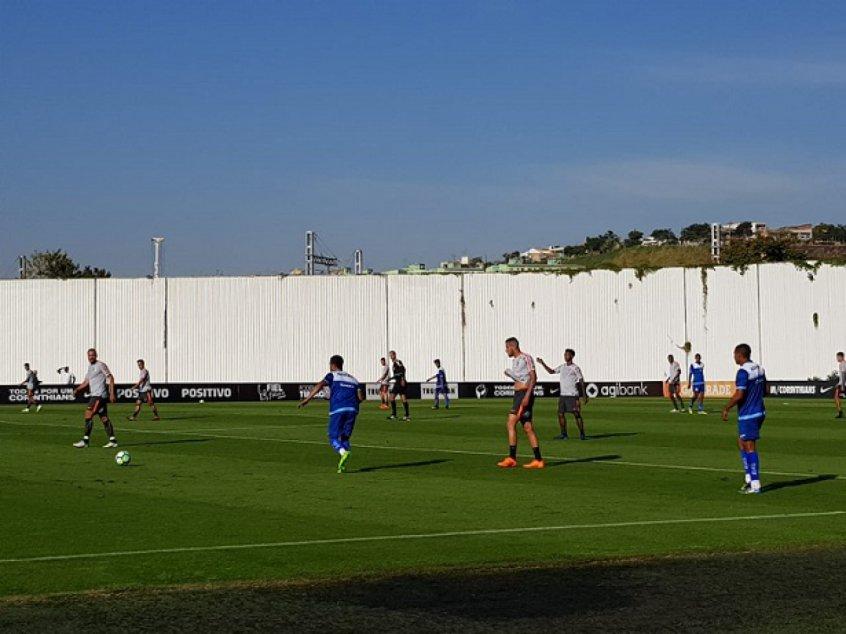 Com gol de Jonathas, Corinthians vence jogo-treino contra São Caetano https://t.co/dUmt2bBLz3
