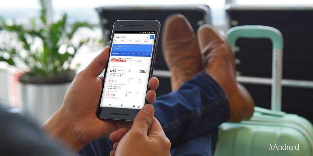 Does flying stress you out? Machine learning capabilities on Google Flights can look at historical data to predict delays, even when the information isn't available from airlines.