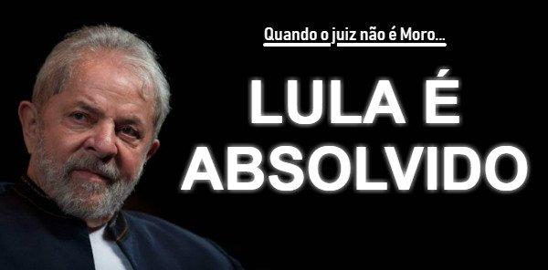 Absolvição de Lula é resultado coerente para delação sem provas - https://t.co/C6FMrdrvyI