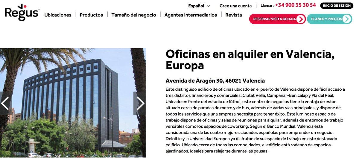 Alfredo Vela Zancada On Twitter La Empresa Reguses Abre Nuevo