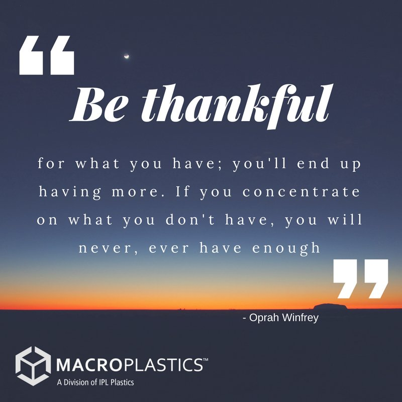 If we can't be thankful for what we have, then why have it?  #thankfulthursday #quoteoftheday #quotes #thankfulquotes #appreciationquotes #grateful #oprah #oprahwinfrey<br>http://pic.twitter.com/5zquGpiotz