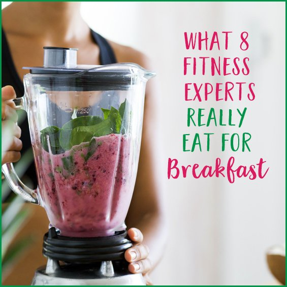 Breakfast is the most important meal of the day... right?! That's what they say anyway. Have you ever wondered what your favorite fitspos and influencers ACTUALLY eat for breakfast??  Find out here😉: https://t.co/mFO1AG46m5