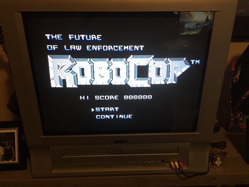 Jason Robbins 👾's photo on #RoboCop