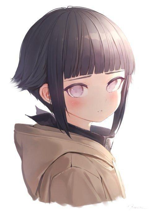 Karasu On Twitter Naruto Hinata Fanart