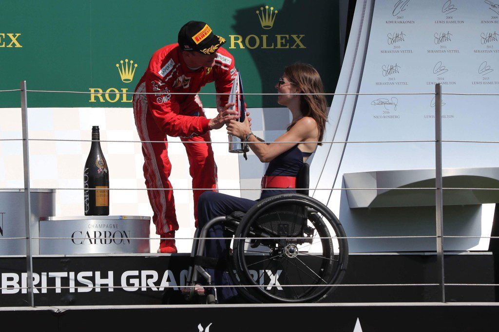 Great article of Nathalie's time at the @F1 👏!