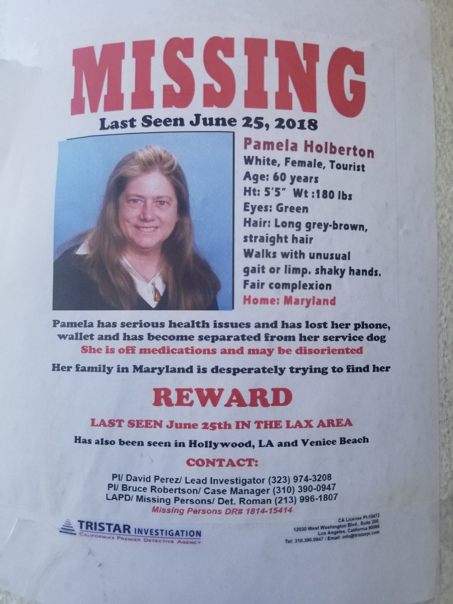 Los Angeles Investigations Missing People — Totoku