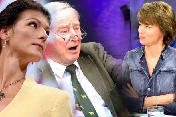 Germany- State funded media ARD & ZDF excluded AfD and Left parties from asylum talks bc they claim they were mainly about the fighting between coalition parties. Interestingly enough the FDP and Greens were invited, which are both not in the coalition. Foto