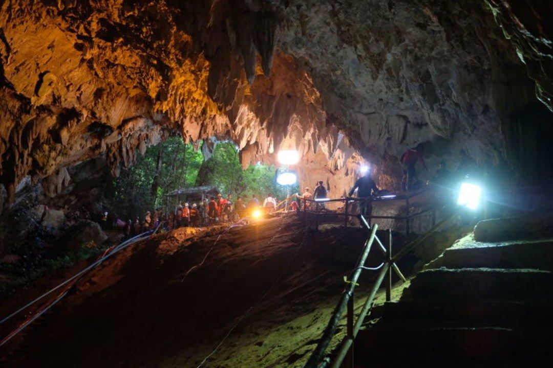 タイ洞窟の救出成功のカギは、ダイバーが持っていた精神安定剤だった? #災害 #人体 #海外 https://t.co/WDrGreYSXN