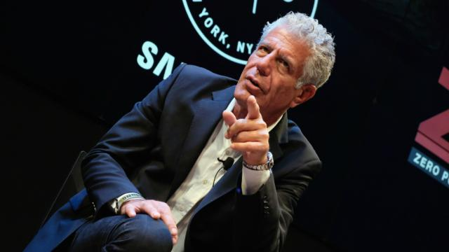 Bourdain gets posthumous Emmy nominations for 'Parts Unknown' https://t.co/6wWXEGGBcS https://t.co/gPEqOqDSm8