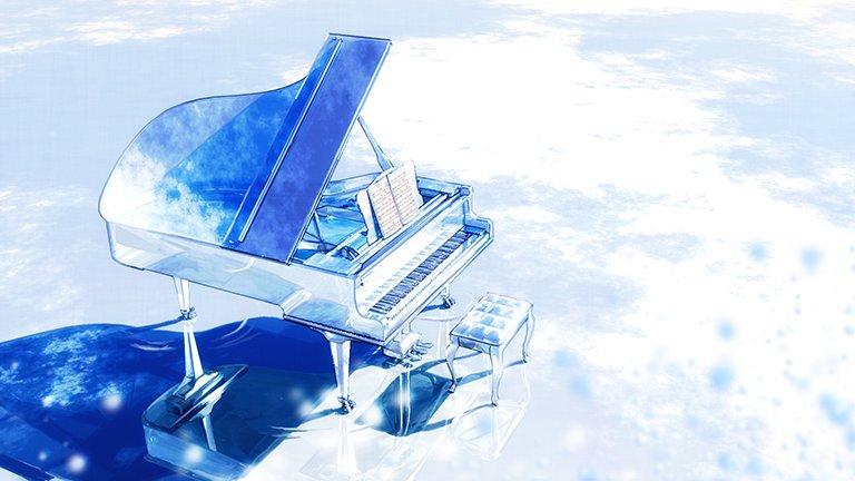 #暑い夏がやって来たので青色か水色の画像を流してTLをひんやりさせる  青色~