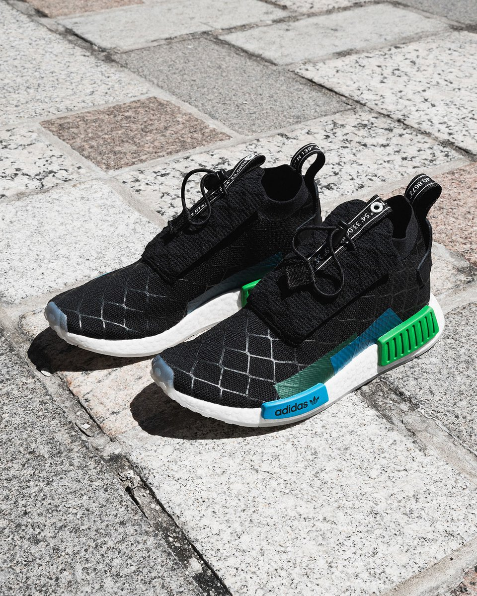 quality design 20df7 40b28 mita sneakers x adidas Consortium Cages And Coordinates Pack will be  available in-store and online Saturday. The pack features an adidas Stan  Smith and the ...