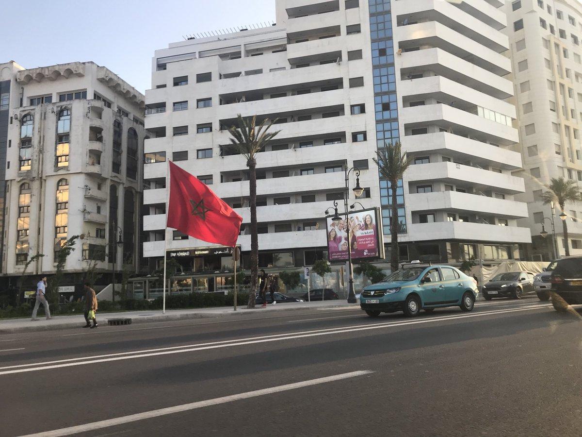 無いものだらけのベナンから、なんでもあるモロッコに来ました。全てが感動。