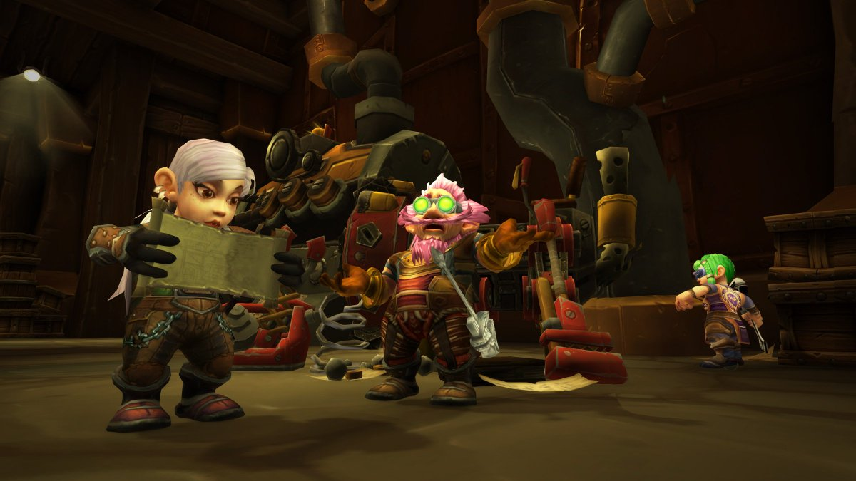 The Battle for Azeroth Pre-Patch Goes Live July 17th/18th - bit.ly/2KVlvCo