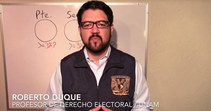 #Video Son cinco y no dos los partidos que deben perder registro, señala especialista electoral de la UNAM https://t.co/PzKka4m7uG