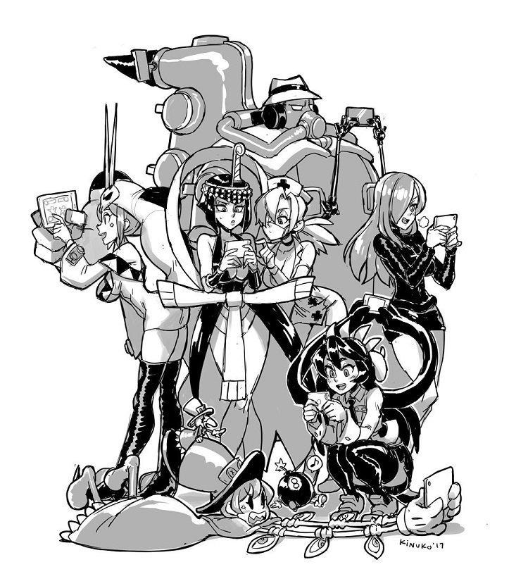 Skullgirls Mobile on Twitter: