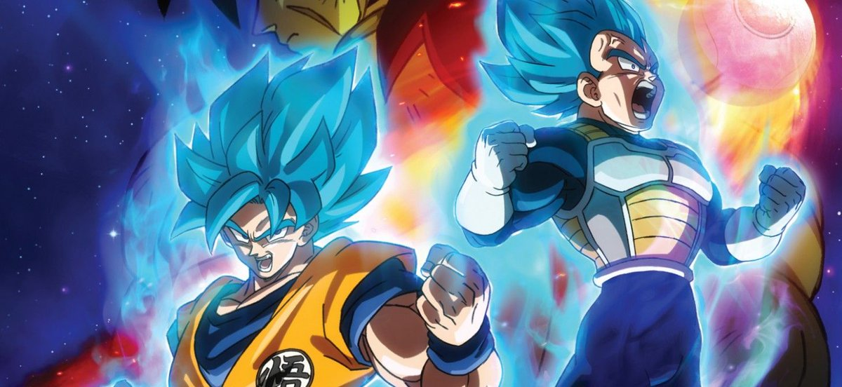 Dragon Ball Super: Broly Coming To North American Theaters In January - https://t.co/NrAODpCx1n