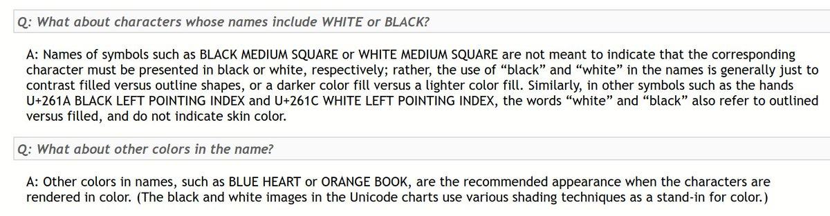 "Fake ""Unicode "" ↙️ on Twitter:"