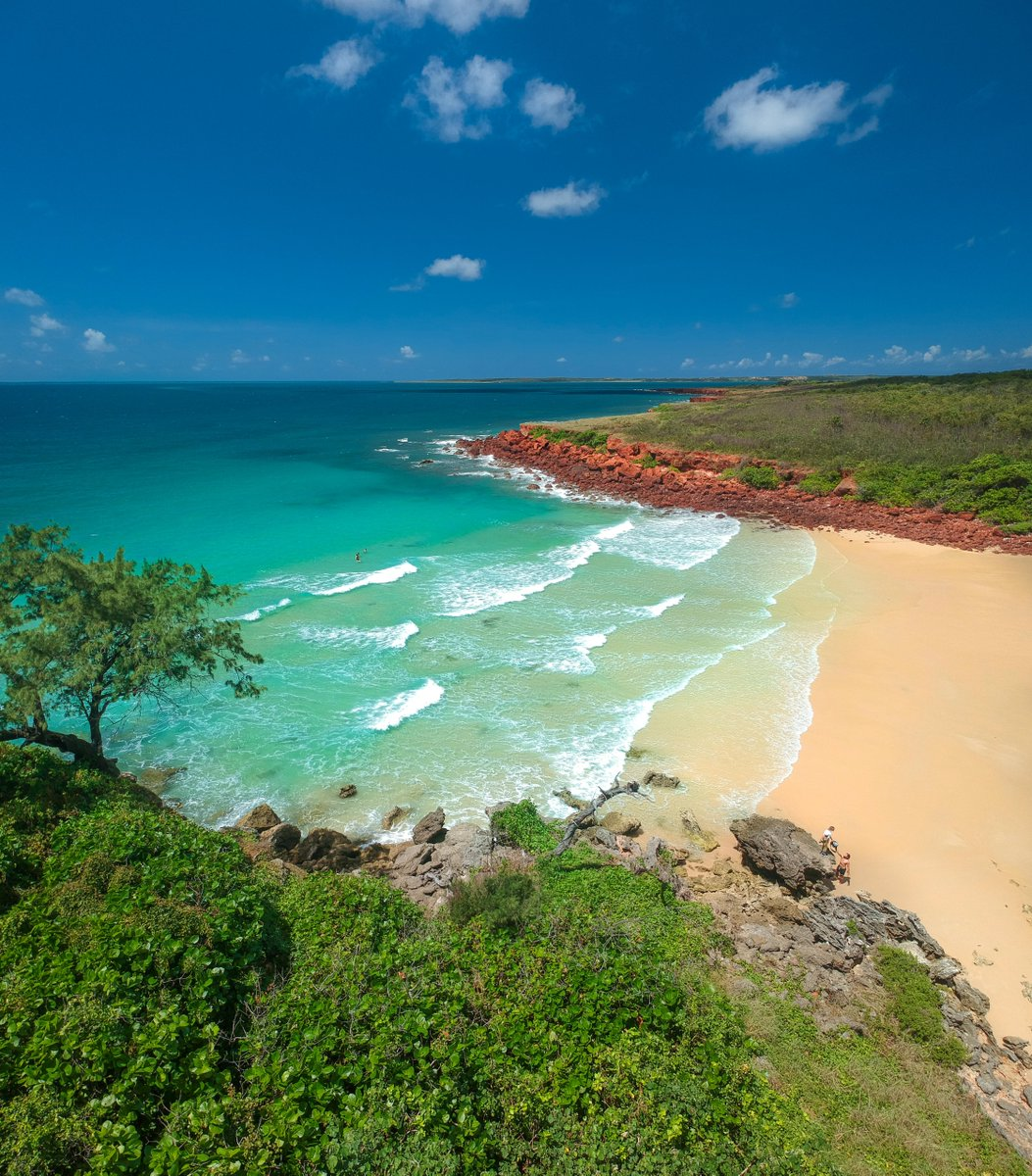 Australia On Twitter Did You Know They Have Beaches Like This In Ausoutbacknt Photo Markfitz At Turtle Beach Tourismtopend Seeaustralia