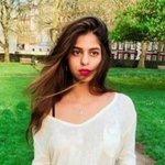 #SuhanaKhan Twitter Photo