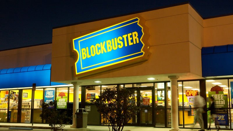 There is now just one Blockbuster left in the US https://t.co/6XrbTkcPId https://t.co/U1Oy5EBD5l