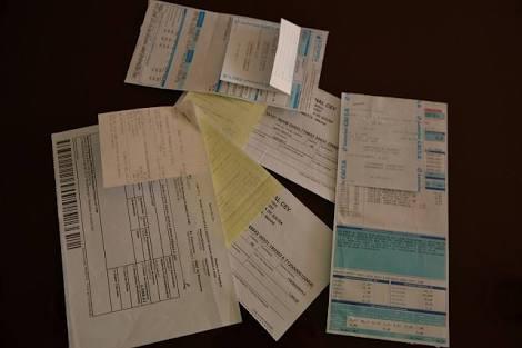 #MeuFeticheÉ Olhar os boletos e eles estiverem todos pagos. Dá um tesão isso gente. Foto