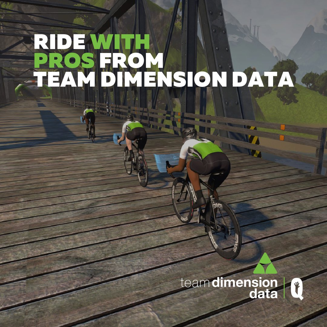 Team Dimension Data on Twitter: