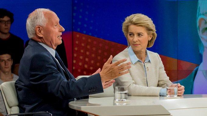Maybrit Illner: Trump hat immer noch nicht verstanden, worum es bei der Nato geht Foto